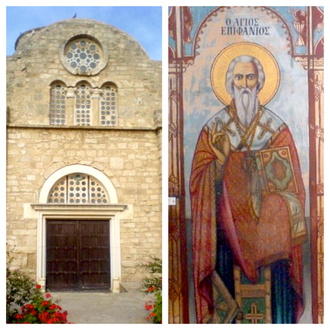 Travel guide to Northern Cyprus - Famagusta - St. Barnabas Monastery