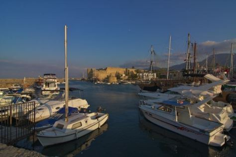 Travel guide to Northern Cyprus - Kyrenia - Girne - Harbour