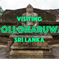 Visiting Ancient City Pollonaruwa - Sri Lanka