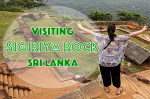 Visiting Sigiriya Rock in Sri Lanka
