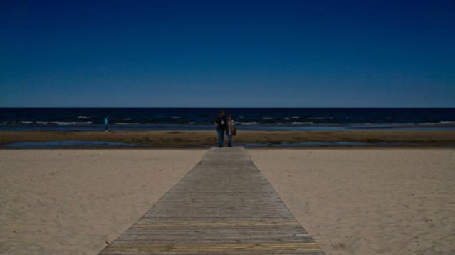 3 days in Riga Latvia - Things to do - day trip to Jurmala Beach in Baltic Sea