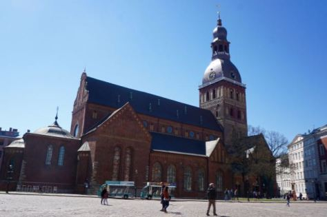 3 days in Riga Latvia - Things to do - Old Town - Riga Dome Cathedral