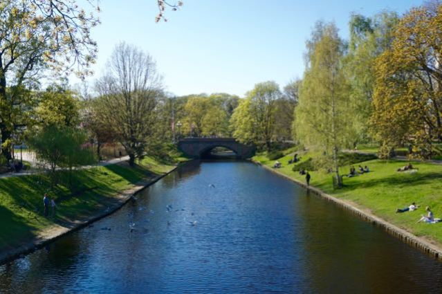 3 days in Riga Latvia - Things to do - Pilsetas Canal