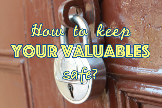 how to keep your valuables safe while traveling
