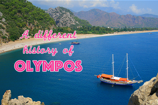 A different history of Olympos