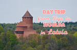 Day trip from Riga to Sigulda Latvia