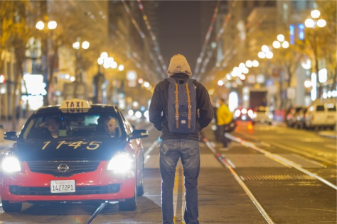 Safety tips while traveling - Tips for driving taxi abroad