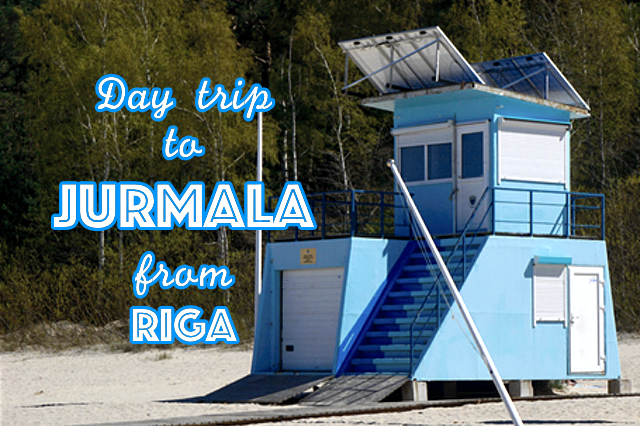 Day trip to Jurmala, Seaside of Latvia