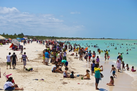 Things to do in 2 days in Merida - Yucatan Peninsula - Mexico - Beach day in Celestun