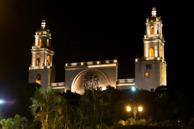 Things to do in 2 days in Merida - Yucatan Peninsula - Mexico - Catedral de Merida
