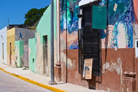 Things to do in 2 days in Merida - Yucatan Peninsula - Mexico - Colourful Streets of Celestun