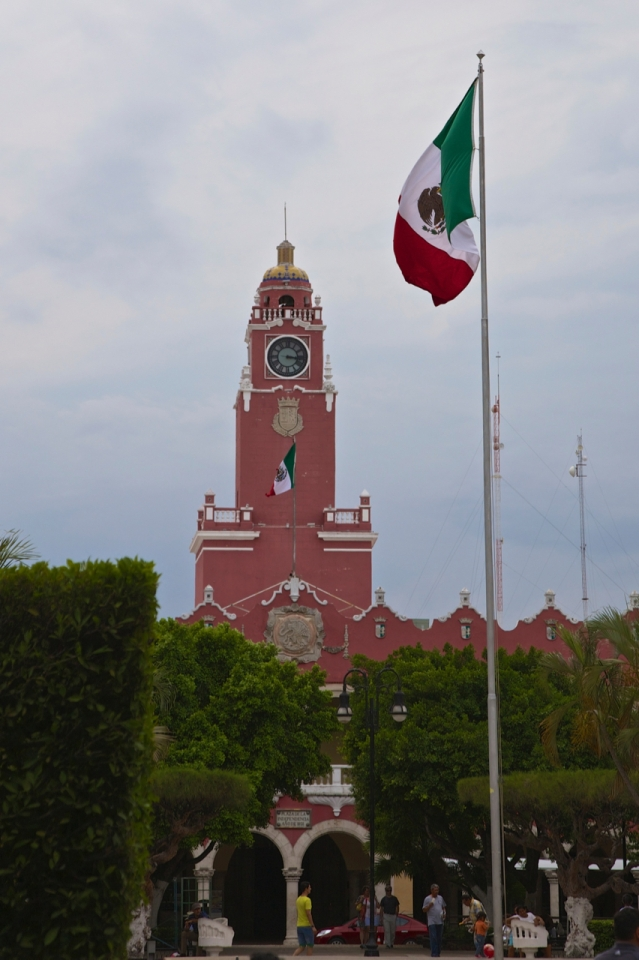 Things to do in 2 days in Merida - Yucatan Peninsula - Mexico - Palacio Municipal