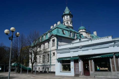 Things to do in Jurmala - Day Trip from Riga Latvia - Architecture - Hotel Majori