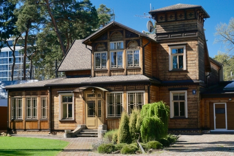 Things to do in Jurmala - Day Trip from Riga Latvia - Architecture - Wooden Villas