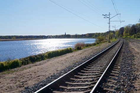 Things to do in Jurmala - Day Trip from Riga Latvia - Majori Train Station - How to go to Jurmala from Riga