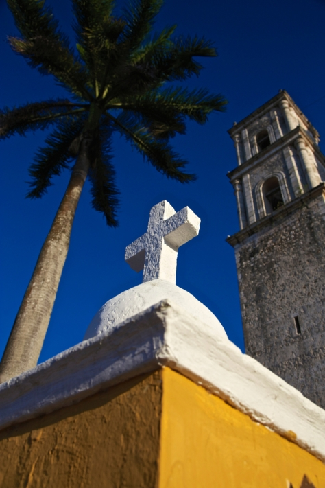 Things to do in Valladolid Mexico Yucatan - Cathedral of San Gervasio