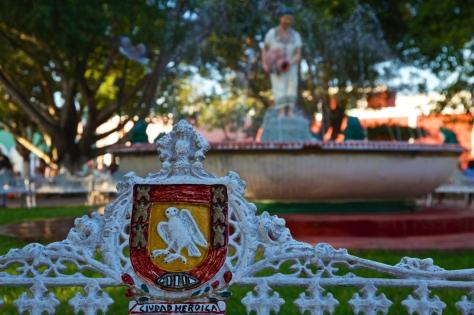Things to do in Valladolid Mexico Yucatan - Francisco Canton Park