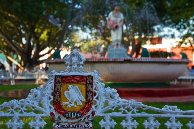 Things to do in Valladolid Mexico Yucatan - Francisco Canton Park