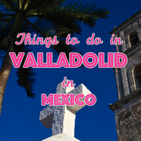 Things to do in Valladolid - Mexico