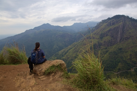 2 days in Ella - Sri Lanka - Hiking to Little Adams Peak