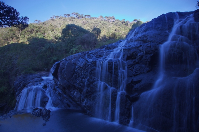 2 days in Nuwara Eliya Hill Country Sri Lanka - Baker Falls in Horton Plains