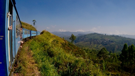 2 days in Nuwara Eliya Hill Country Sri Lanka Epic Scenic Train Ride