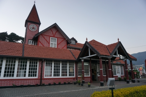 2 days in Nuwara Eliya Hill Country Sri Lanka - Post Office in Downtown Nuwara Eliya