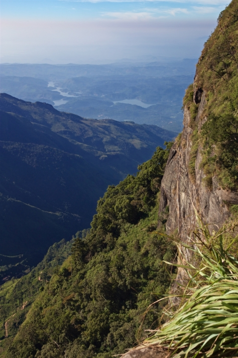 2 days in Nuwara Eliya Hill Country Sri Lanka Views from Horton Plains