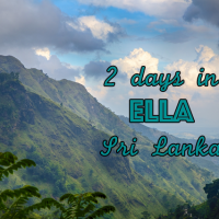 2 days in Ella - Sri Lanka