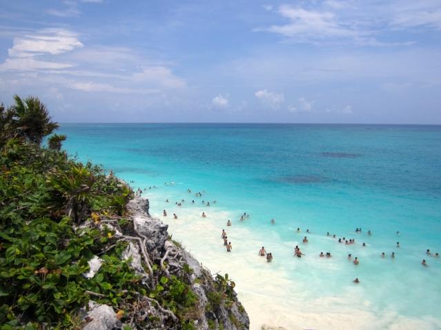 Things to do in Riviera Maya - Mexico - Pack swimwear for Tulum Beach