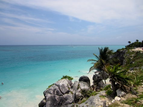 Things to do in Riviera Maya - Mexico - Tulum Beach