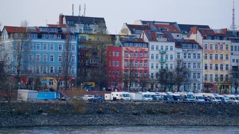 Insider Travel Guide to Hamburg - Germany - Best Neigbourhoods of Hamburg - St. Pauli and Reeperbahn - Hafenstrasse