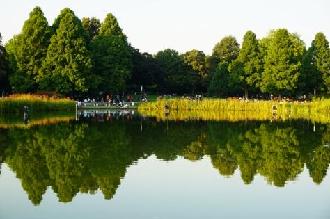 Insider Travel Guide to Hamburg - Germany - Green Parks of Hamburg - Planten un Bloomen