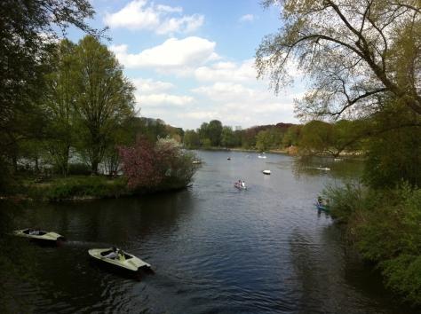 Insider Travel Guide to Hamburg - Germany - Green Parks of Hamburg - Stadtpark - Central City Park