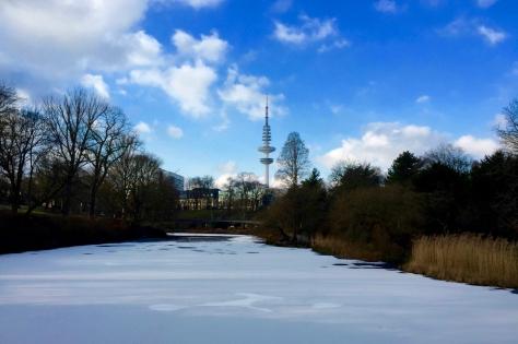 Insider Travel Guide to Hamburg - Germany - Near Water in Hamburg - Outer Alster - Außen Alster