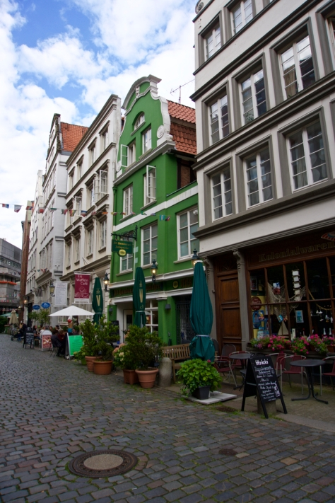 Insider Travel Guide to Hamburg - Germany - Things to do in Hamburg - Old Town Historical Deichstrasse
