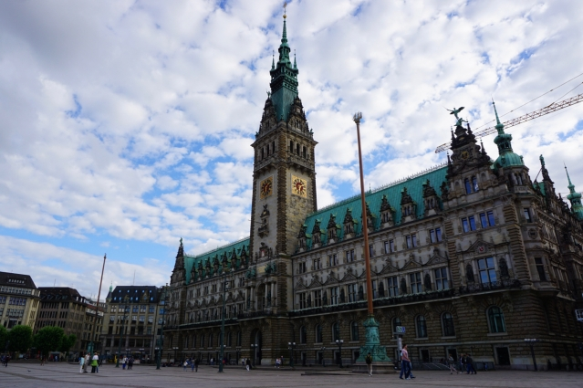 Insider Travel Guide to Hamburg - Germany - Things to do in Hamburg - Rathaus - Town Hall