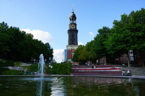 Insider Travel Guide to Hamburg - Germany - Things to do in Hamburg - St. Michael's Church - Michel the Landmark of Hamburg
