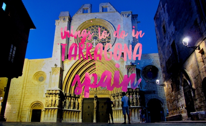 Things to do in Tarragona - Cataluña - Spain - Day trip from Barcelona