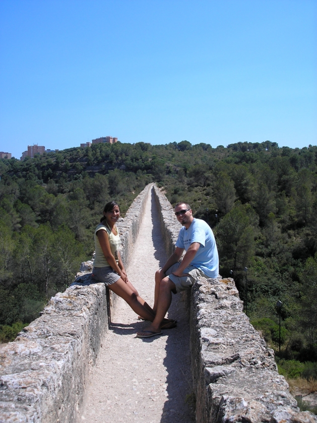 Things to do in Tarragona - Cataluña - Spain - Roman Aqueduct - How to get around in Tarragona - How to get to/from Tarragona