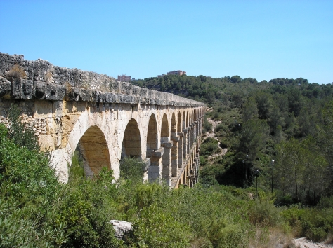 Things to do in Tarragona - Catalunya - Spain - Day Trip from Barcelona - Les Ferreres Aqueduct Roma