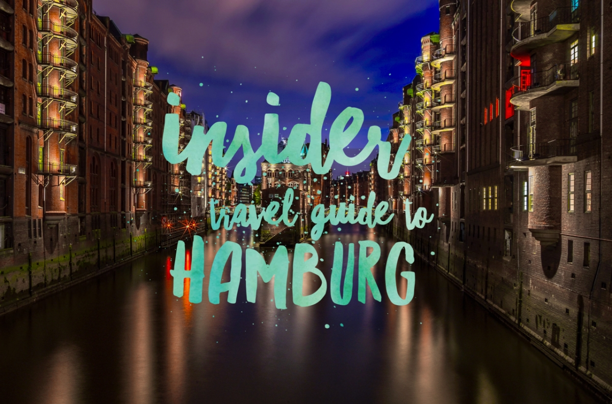 Insider Travel Guide to Hamburg